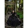 Gece Kraliçesi Kız Çocuk Elbise