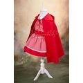 Kırmızı Başlıklı Kız Çocuk Kostümü