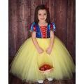 Kız Çocuk Tarlatanlı Pamuk Prenses Kostümü