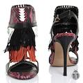 Gerçek Deri Topuklu Ayakkabı