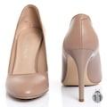 Klasik Kapalı Topuklu Kadın Ayakkabı