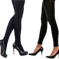 2 ADET Penti Kadın Termal Külotlu Çorap veya Termal Tayt 150 Den