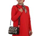 Çanta Sanatı,Jasmin Leopar Bayan Çantası,Kadın Çanta MY042