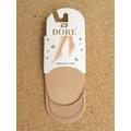 12 li Dore Micro Bayan Babet Çorap Görünmez Kadın Çorabı