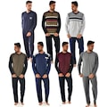 Erkek Uzun Kol Pijama Takımı 11 Farklı Model Seçeneğiyle