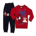 Spiderman, Erkek Çocuk Pijama Takımı, Örümcek Adam,