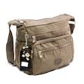 Klinkır Bayan Postacı Çanta Çok Cepli Kullanışlı 15 Renk Seçeneği