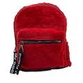 Peluş model mini sırt çantası