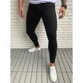 Denim Likralı Düz Siyah Skiny Kot Pantolon