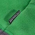 Cottonland JOJO Kadın Yarım Fermuarlı Polar Sweatshirt YEŞİL