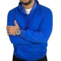 Erkek Sweatshirt Erkek Hırka Kapüşonlu Sweatshirt 8 Renk Serenity