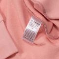 RIVER Kadın Bol Kesim O Yaka Pamuk Sweatshirt PEMBE