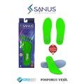 Sanus M900  Visco Memory Foam Anatomik Unisex Tabanlık