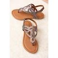Platin Kadın Sandalet H713011514