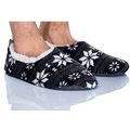 Twigy Warner NN0630 Kadın - Erkek Panduf Ev Ayakkabısı Peluş