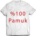 Bear Hope - Never Give Up Tişört - %100 Pamuk
