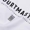 Cottonland COURTMASTER Erkek O Yaka Basic T-Shirt BEYAZ