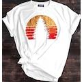 Genıus Store Erkek Tişört Outdoor T-shirt 10 Renk&13 Farklı Baskı