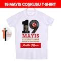 Kişiye Özel 19 Mayıs Bayram T-Shirt