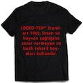 Obey Resistance Tişört - %100 Pamuk