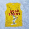 Bugs Bunny-Tom ve Jerry-Donald Duck Askılı Tshirt Kolsuz Tshirt
