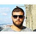 Di Caprio Unisex Güneş Gözlüğü Mat Çerçeveli Gözlük bl1850u