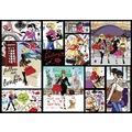 Art Puzzle Moda Aşkına 1500 Parça Puzzle