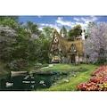 Göl Evi /  Spring Lake Cottage  3000 Parça Puzzle Anatolian