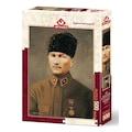 Art Puzzle Başkomutan Mareşal Gazi Mustafa Kemal Atatürk 500 Parç