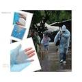 Tek Kullanımlık Çıtçıtlı Yağmurluk ( 5 Adet )