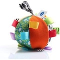 Playgro Kurdeleli Yumuşak Aktivite Topu Bebek Oyuncak Çıngırak
