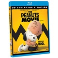 Snoopy ve Charlie Brown Peanuts Filmi 3D Blu-Ray 2 Disk Combo