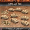 Flames of War GEAB14 Army Box : Rommel's Afrika Korps