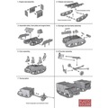 PSC 1:72 6pdr Anti Tank Gun & Loyd Carrier Maketi WW2G20004