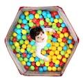 Baby Marine Katlanabilir Top Havuzu + 6 Cm 200 Adet Havuz Topu