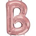 Folyo Balon 40 İnç Harf B