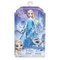 Disney Frozen Türkçe Şarkı Söyleyen Elsa Bebek