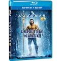 Aquaman 3D+2D Blu-Ray 2 Disk