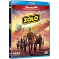 Star Wars Solo A Star Wars Story 3D+2D Blu-Ray 2 Diskli