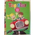 Boyama Kitabı Seti 4 Kitap Pedagog Onaylı