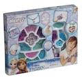 Karlar Ülkesi Frozen Kız Çocuk Boncuk Takı Seti İkili Paket