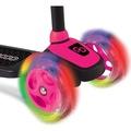 Cool Wheels Led Işıklı 3 Tekerlekli Twist Çocuk Scooter Pembe