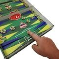 4 Oyun Bir Arada-Takımlı Hızlı Sapan Oyunu-Sling Puck Çek Bırak