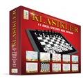 Klasikler 11 oyun bir arada Satranç-Go-Dama ve Fazlası