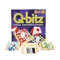 MindWare Q-Bitz Görsel Beceri Küpleri - Akıl ve Zeka Oyunu ORİJİN