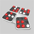Redka Beş Nokta Akıl Oyunu (5 Nokta - Othello - Pentago )