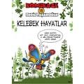 Komikaze 16 / Kelebek Hayatlar  Erdil Yaşaroğlu DOĞAN KİTAP