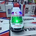 Oyuncak Ambulans 3D Gerçekçi Sesli Işıklı 16 Cm Uzunluk