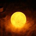 Gün Işığı 3D Ay Gece Lambası Dekoratif Küre Led Lamba