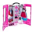 Barbie Pembe Gardrop DMT57